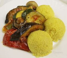 Ratatouille Sprouts, Vegetables, Food, Veggies, Eten, Hoods, Meals