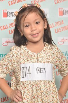Mossimo Kids Casting Call 2014 Official Photos  So proud of my goddaughter!!!!