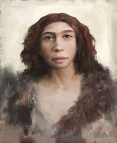 These Neanderthal character studies by Tom Björklund look awesome! Cro Magnon, Prehistoric Man, Early Humans, Human Evolution, Chef D Oeuvre, Stone Age, Ancient History, Archaeology, Les Oeuvres