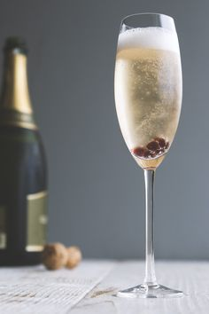 Kir Royale Pearls | HonestlyYUM