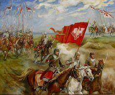 Husaria -atak II Małgorzata Wójtowicz Cichoń