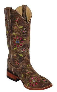 The Crazy Heifer - Blossom Boot, $269.95 (http://www.thecrazyheifer.com/blossom-boot/)