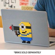 Brik Book - LEGO® Compatible MacBook Case