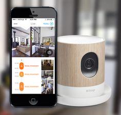 Withings Home, la caméra pour rester connecté avec sa maison