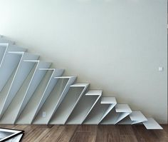 Floating Staircase by Ro Kun.
