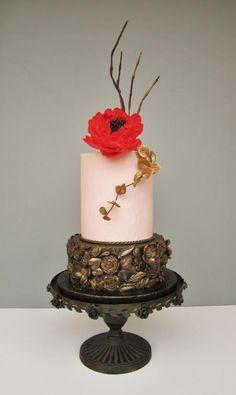 Bas relief birthday cake by daruj tortu