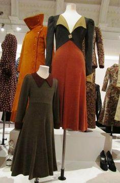 Biba Boutique-London-1970s dresses
