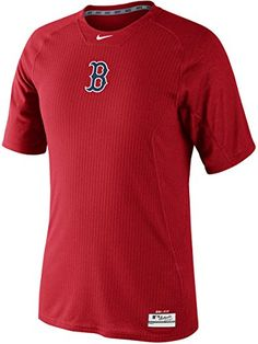 Nike Boston Red Sox Men's Pro Combat AC Thermal Dri-FIT Performance T-Shirt (Red, Medium) Nike http://www.amazon.com/dp/B00BD6R3M8/ref=cm_sw_r_pi_dp_rCJYvb12VZBPG