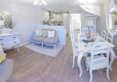 Barratt Homes: ROCHESTER at Hastings Park, Leicester Road, Ashby-De-La-Zouch  French Kitchen Dining Room