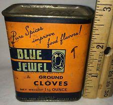 Antique Spice Tin | eBay