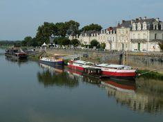 Quai à Angers
