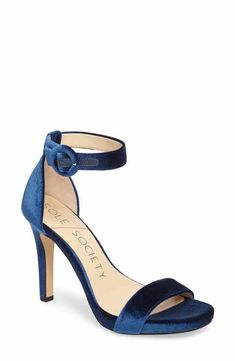 7d6690775a11 Sole Society Emelia Ankle Strap Sandal (Women) Ankle Strap Sandals
