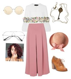 """""""Vintage Style"""" by jessaraemm on Polyvore featuring Georges Hobeika, TIBI, Lucky Brand, Tiffany & Co., Victoria Beckham and vintage"""