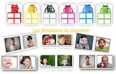 Free Preschool, Preschool Activities, Image Emotion, Monster Activities, Dealing With Anger, English Worksheets For Kids, Emotional Development, Tot School, Creative Activities
