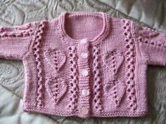 Ravelry: Project Gallery for Love Hearts pattern by Sirdar Spinning Ltd.