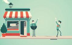 Tap2Ask by Rafael França. Direção, animação, montagem e finalização: Rafael França