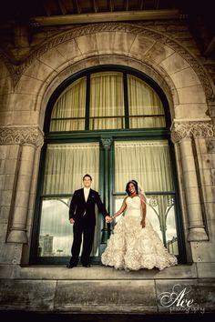 Union Station Nashville Wedding / Ace Photography