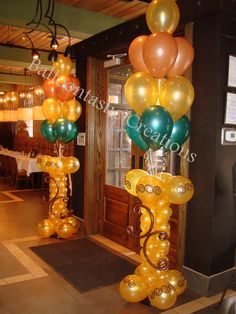 Using vinyl to customize your balloons
