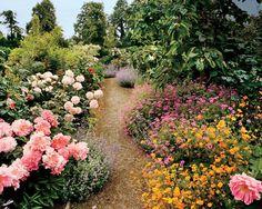 Go inside fashion designer Dries Van Noten's Belgian home and stunning gardens