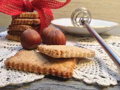 Biscotti integrali al miele con nocciole, foto 1