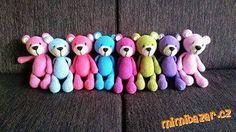 Háčkovaní medvídci Barevňáčci