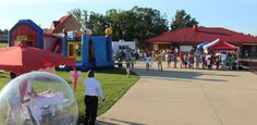 Family Fun Night with Mississippi Brilla at Arrow Field in Clinton, MS. Sponsored by The Clinton Courier.