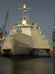 LITTORAL COMBAT SHIP - 2 - FRONT