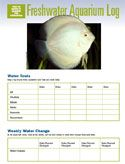 Download and print out our aquarium maintenance logs to keep track of maintenance, water parameters and more. Choose from freshwater, saltwater (fish only) or reef.