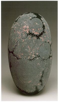Junko Kitamura: Vessel. - Stoneware.