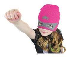hats gloves scarves beanie hats kids superhero bandit beanie knit hats ...