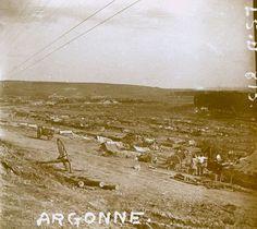 WWI; Argonne
