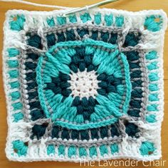 This is Square # 1 of the Mandala Blanket CAL. Add to your Favorites/Queue on Ravelry Materials: Lion Brands Vanna's Choice (Worsted Weight Yarn) I 5.50mm Crochet Hook Yarn Needle Difficulty: Experienced Gauge: 4Hdc = Approx 1 inch Size: 12″ x 12″ Stitches: CH: Chain- Yarn over pull through one loop. SS: Slip stitch- Insert …