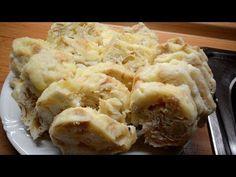 (32) Domácí houskový knedlík - nejedli jste lepší - YouTube Czech Recipes, Ethnic Recipes, Cauliflower, Mashed Potatoes, Food And Drink, Vegetables, Cooking, Youtube, Kitchens