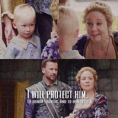 "1,139 Likes, 8 Comments - Megan Follows Fan Site (@megan_follows_fans) on Instagram: ""She will protect him  how sweet that she mentioned Francis! Now Catherine and Narcisse can take…"""
