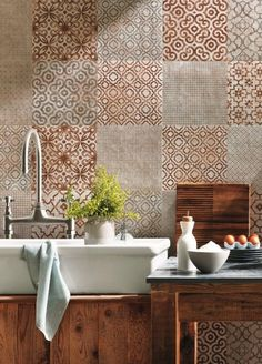 Per Il Pavimento In Bagno Fap Ceramiche At Cersaie Naturally Home   On Show  The New Tile Collections