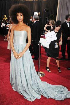 The 84th Annual Academy Awards    Esperanza Spalding.