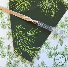 Pine Tree Needle pattern from the Pine Cone  collection. #diy  #spoonflower #fabric #giftwrap #sew #sewing #misschiffdesigns #surfacedesign #surfacepattern #surfacepatterndesign #maker #handmade #patterns #crafty #giftwrapping #textiles #textiledesign #quilt #quilting #homedecor #interiordesign #interiordecor