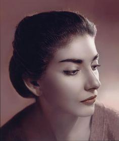 Maria Callas in the Maria Callas, Divas, Classical Music Composers, Beautiful Old Woman, Opera Singers, Music Is Life, Rock Music, Movie Stars, Photo Art