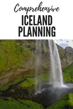 Comprehensive Iceland planning, Europe, Trip Planning, planning Iceland