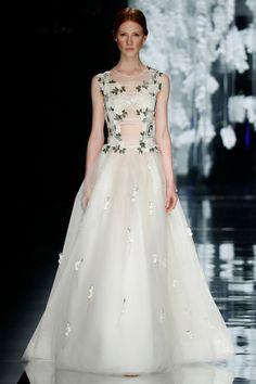 YolanCris 2016, Bohemian and Botanical Bride | Love My Dress® UK Wedding Blog