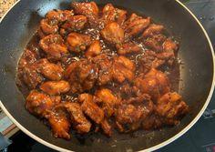Észvesztő ízbomba (csirke, pak choi, rizs)   Andrea von Sattler receptje - Cookpad receptek Pak Choi, One Pot Meals, Chicken Wings, Meat, Ethnic Recipes, Food, Essen, One Pot Wonders, Meals