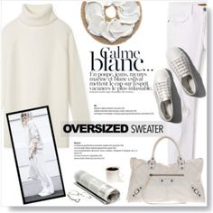 60-Second Style: Oversized Sweater