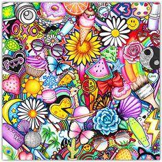 Doodle - Print - Kristina Webb Art