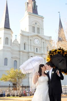 Our New Orleans Wedding