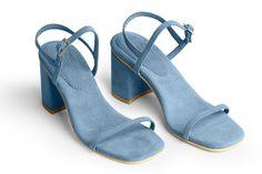 The Simple Sandal –Azur