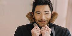 Godfrey Gao for Milk Magazine Godfrey Gao, Gonna Miss You, Ben Barnes, Perfect Smile, Asian Men, Asian Guys, Ryan Gosling, Malec, Face Claims