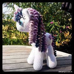Hæklet My Little Pony!