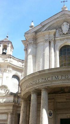 Santa Maria della Pace - Rome