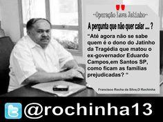 Blog do Eduardo Nino : -Operação Lava Jatinho-ROCHINHA: A pergunta que nã...