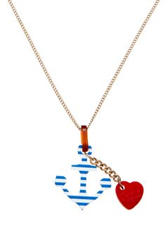 Breton Anchor Necklace, £25: http://www.tattydevine.com/shop/collections/collaborations/breton-anchor-necklace.html
